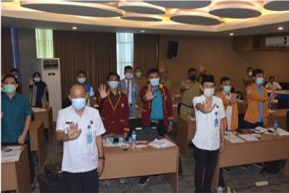 Workshop dilingkungan Pendidikan BNN Provinsi Lampung